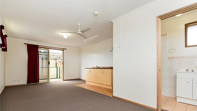 """ON THE MARKET: <a href=""""https://www.realestate.com.au/property-house-sa-craigmore-126315966"""" title=""""www.realestate.com.au""""> 17 Adams Rd, Craigmore</a> includes this separate granny flat with its own bathroom and kitchen space. It has been attracting interest from intergenerational families."""