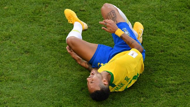 Image result for neymar diving world cup