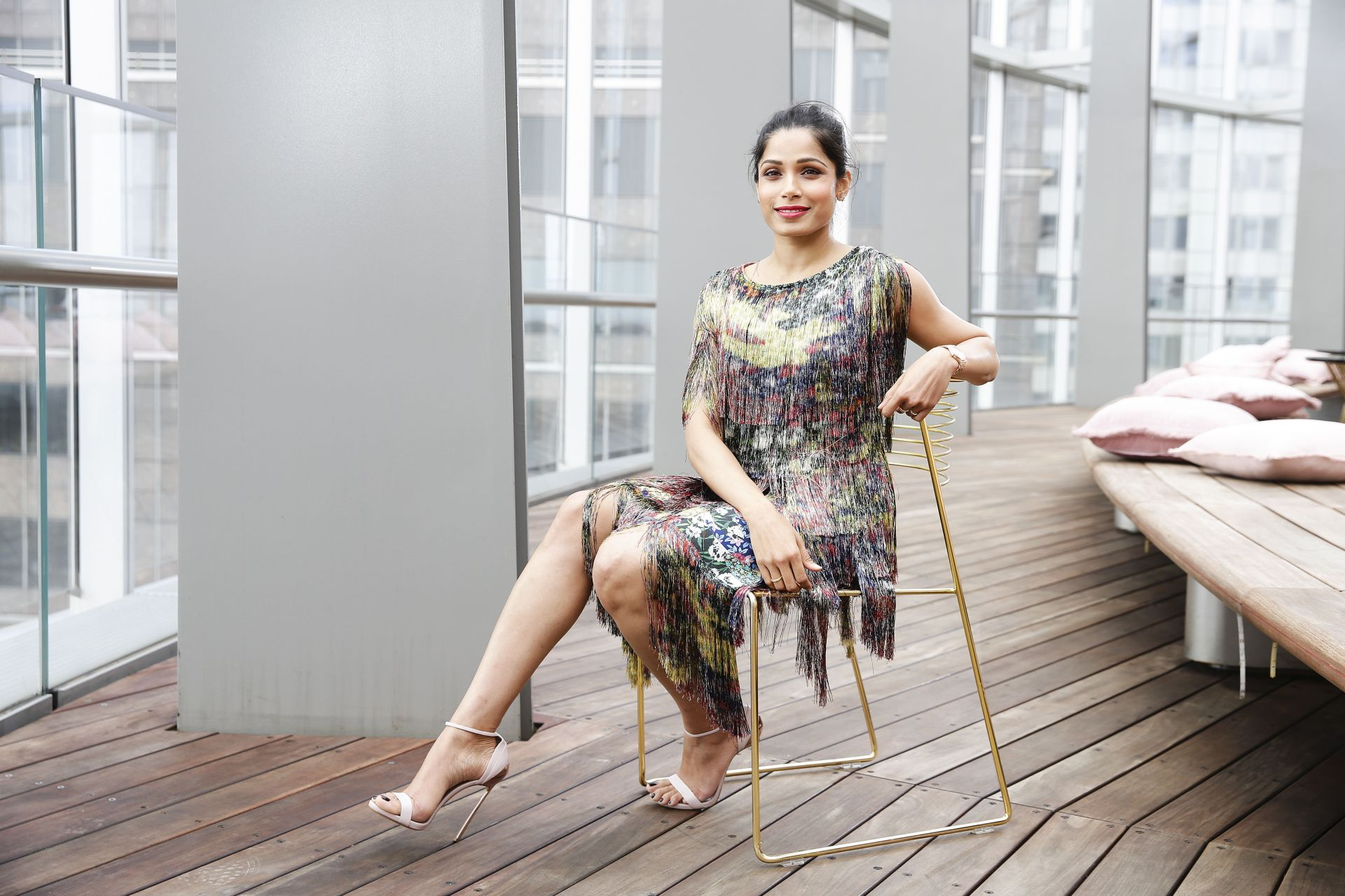 Freida Pinto on why empowering women isn't about a one size fits all approach