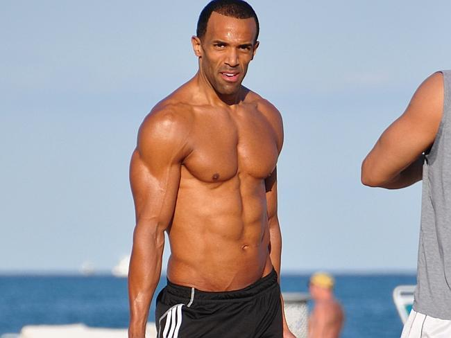 Buff and beautiful: The best celebrity beach bodies | The