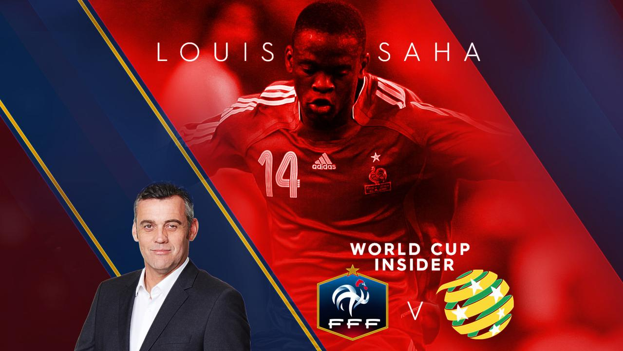 World Cup Insider: Simon Hill previews France with Louis Saha