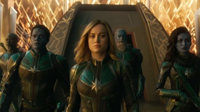 Brie Larson stars in the title role