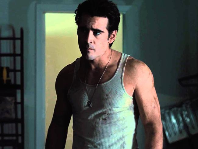Fright Night is worth seeing for Colin Farrell.