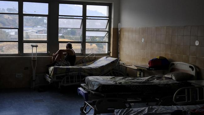 Picture: AFP/Matias Delacroix)