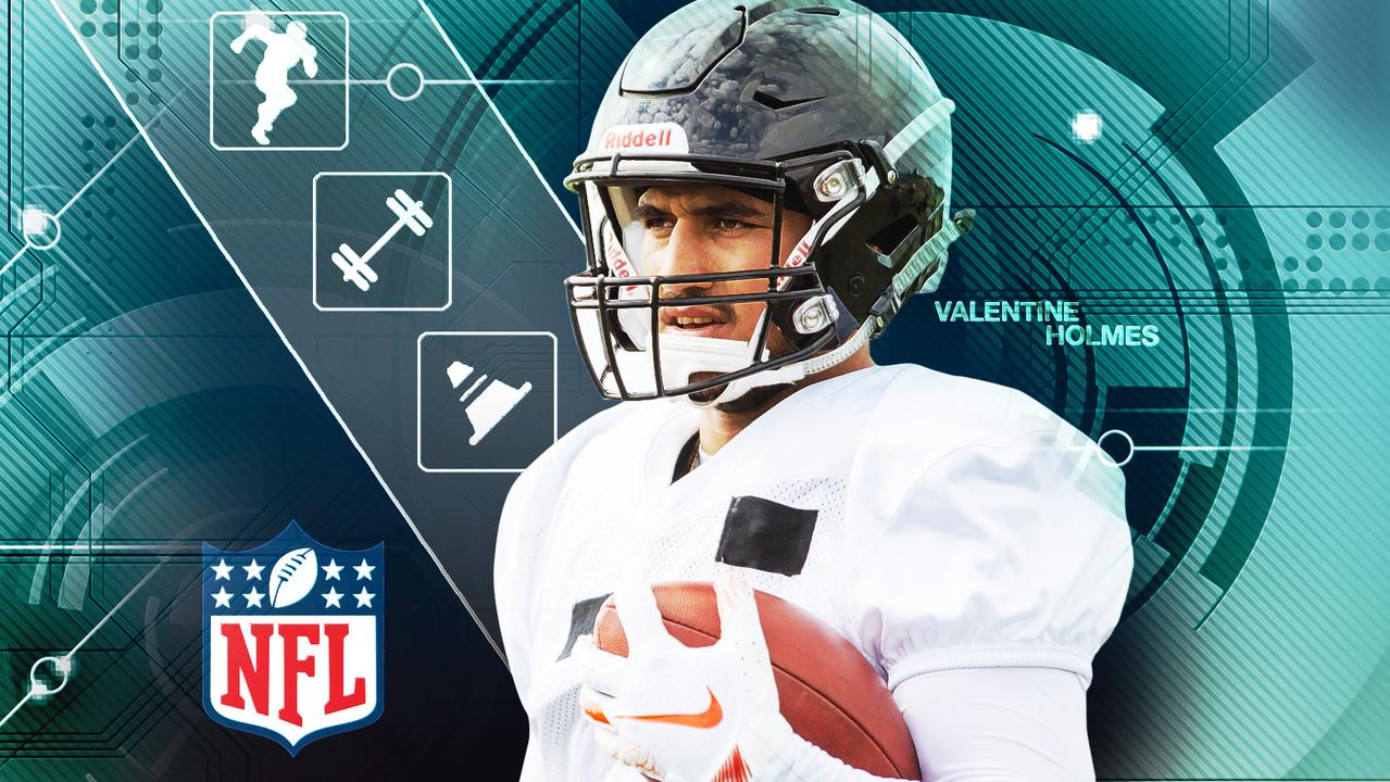 Nfl News Valentine Holmes Pro Day Results International Player