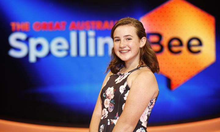 The Great Australian Spelling Bee - Sophie J, 10, WA
