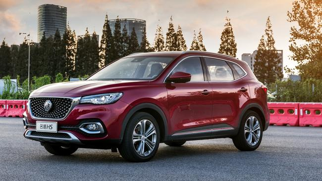 MG GS review: New SUV to surpass all other Chinese built cars