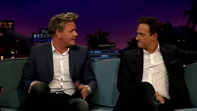Gordon Ramsay reveals why chef's get so stressed