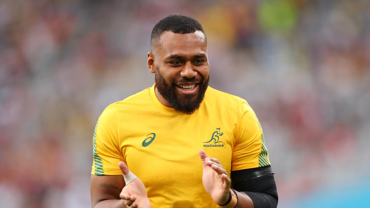 Samu Kerevi is back in Wallabies contention.
