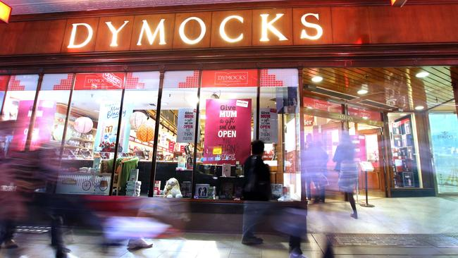 Dymocks has seen 400 per cent growth in some categories. Image: Supplied
