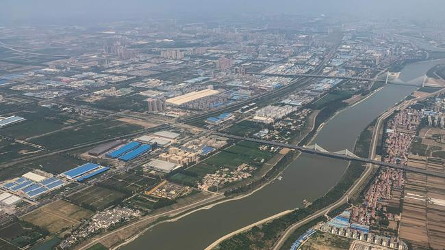 Wuhan is China's seventh-largest city and is at the epicentre of the outbreak. Picture: AFP