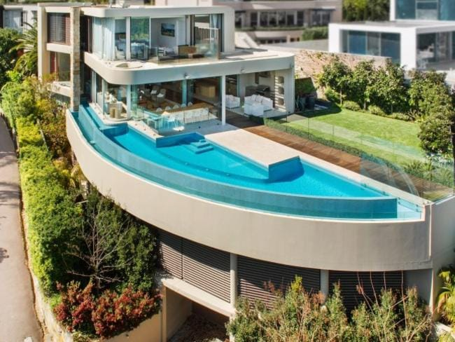 This Vaucluse property sold for $26.5 million.