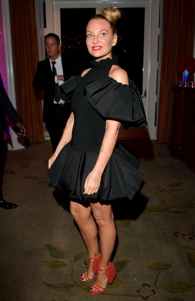 Sia at the 5th Annual Fashion Los Angeles Awards. Picture: Lester Cohen/Getty