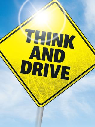 When you see this sign post next to our stories here on the website or inside the newspaper, stop and think for a moment about how you can drive safer