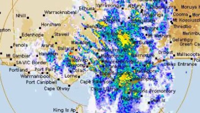 Melbourne weather: Storms, extreme rain and flooding forecast