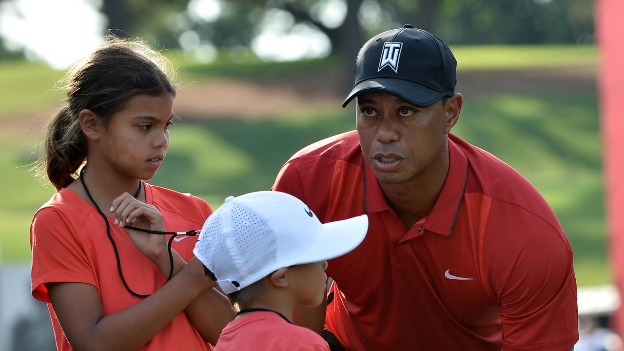 Tiger Woods and 11-year-old Charlie will team-up in the father-son PNC Championship.