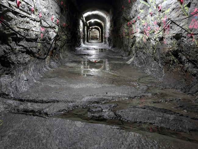 Images from Onkalo Nuclear waste storage in Finland. Picture: Posiva Oy