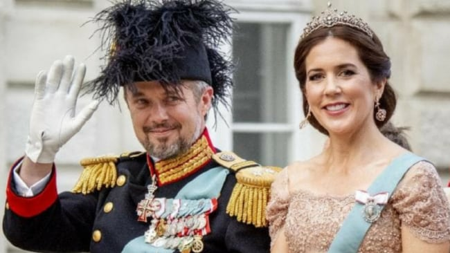 Prince Frederik and Princess Mary will visit Sydney next month.
