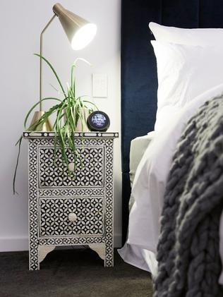 The bedside table was a winner. Source: The Block