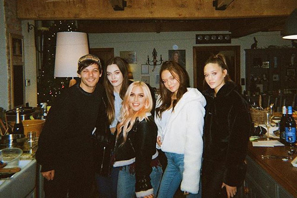 Louis Tomlinson's 18-year-old sister has died after suffering a heart attack