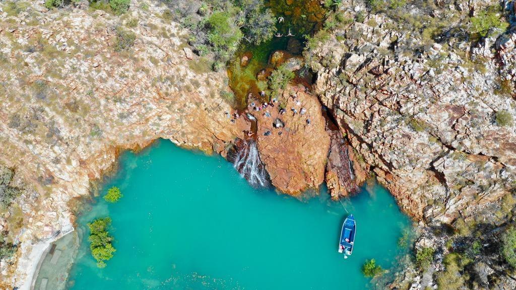 Kimberley Quest Cruises 2019 Short Trips Escape
