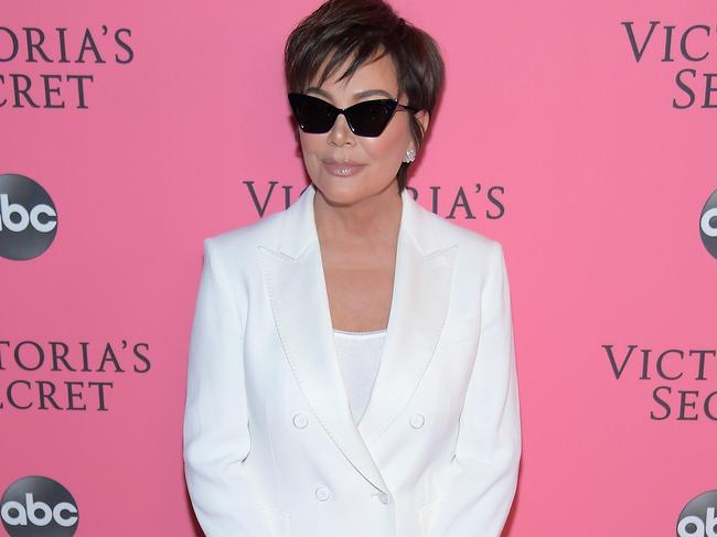 Kris Jenner in 2018. Picture: AFP