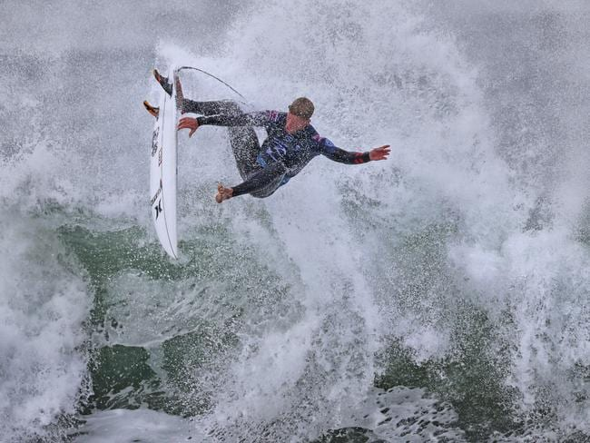 John John Florence was a cut above the rest.