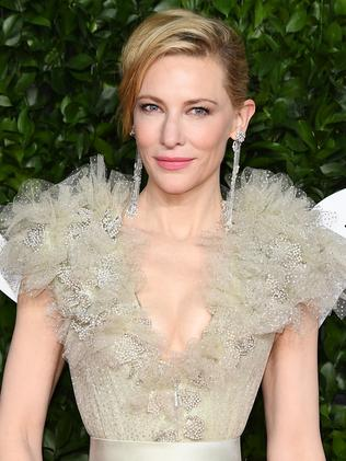 Cate Blanchett was a surprise nominee for Where'd You Go, Bernadette. Picture: Getty Images