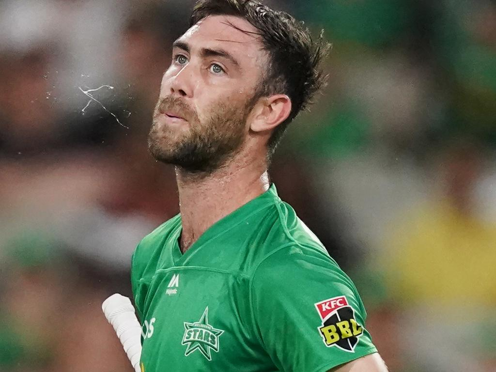 Glenn Maxwell made the brave decision to walk away.