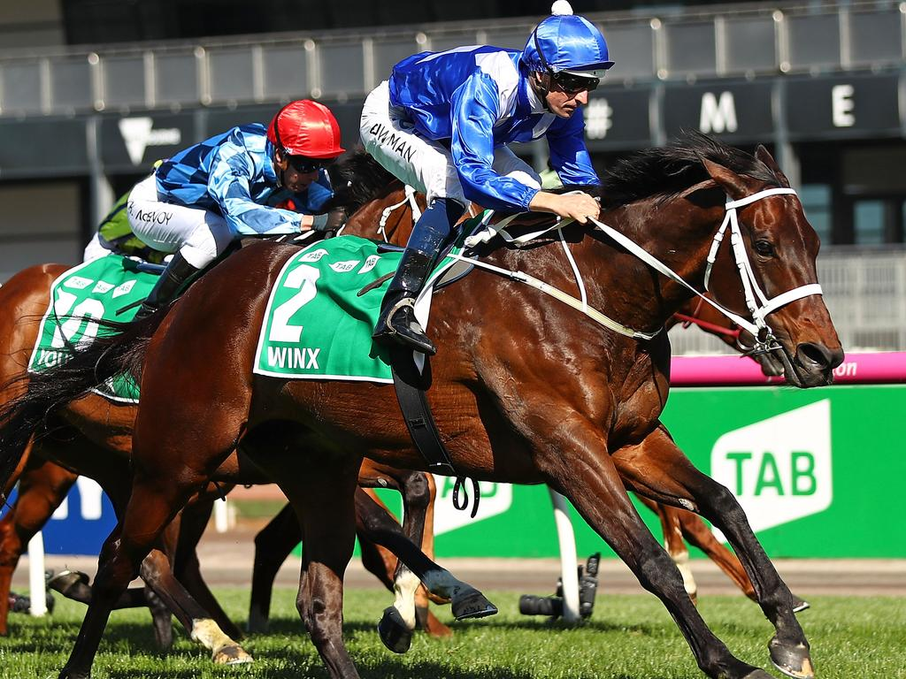 Melbourne Racing - Turnbull Stakes Day