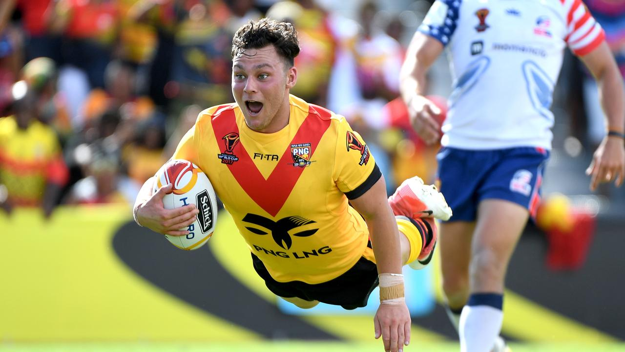 Lachlan Lam could be on his way to Wigan for 2019.