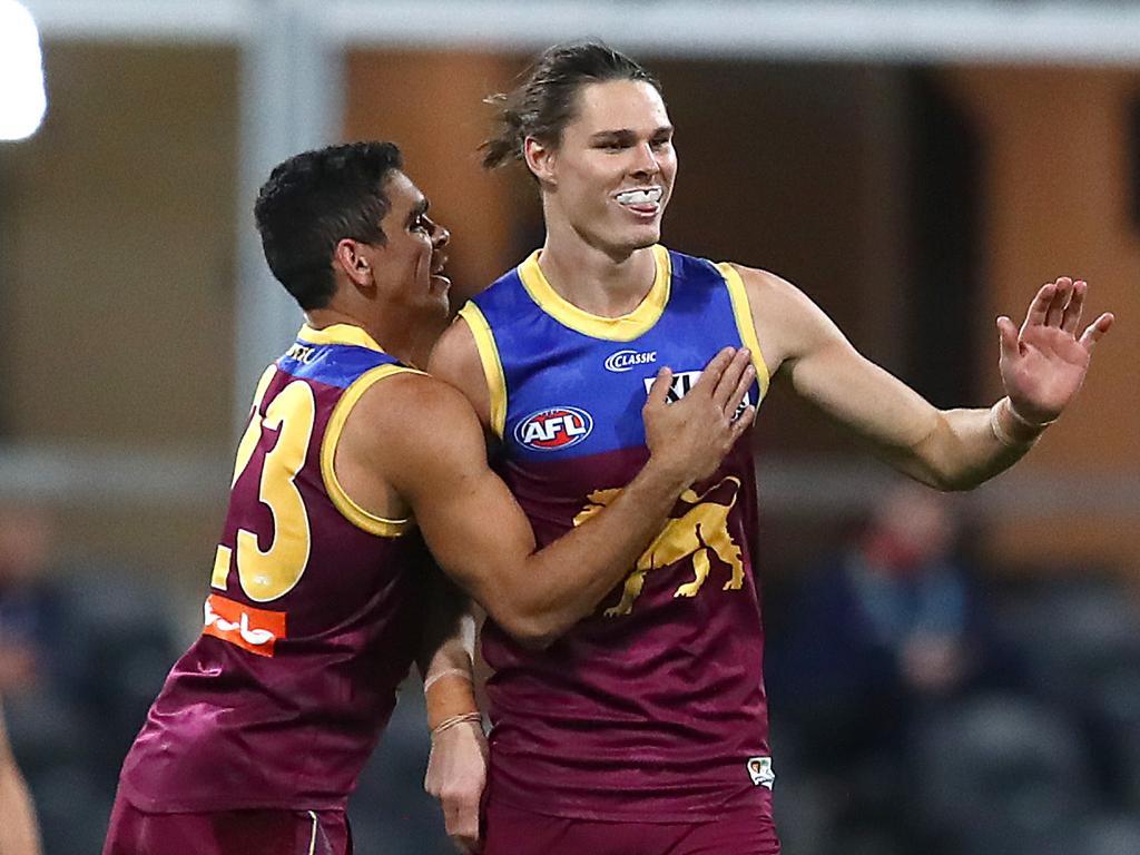AFL Rd 11 - Brisbane v Western Bulldogs