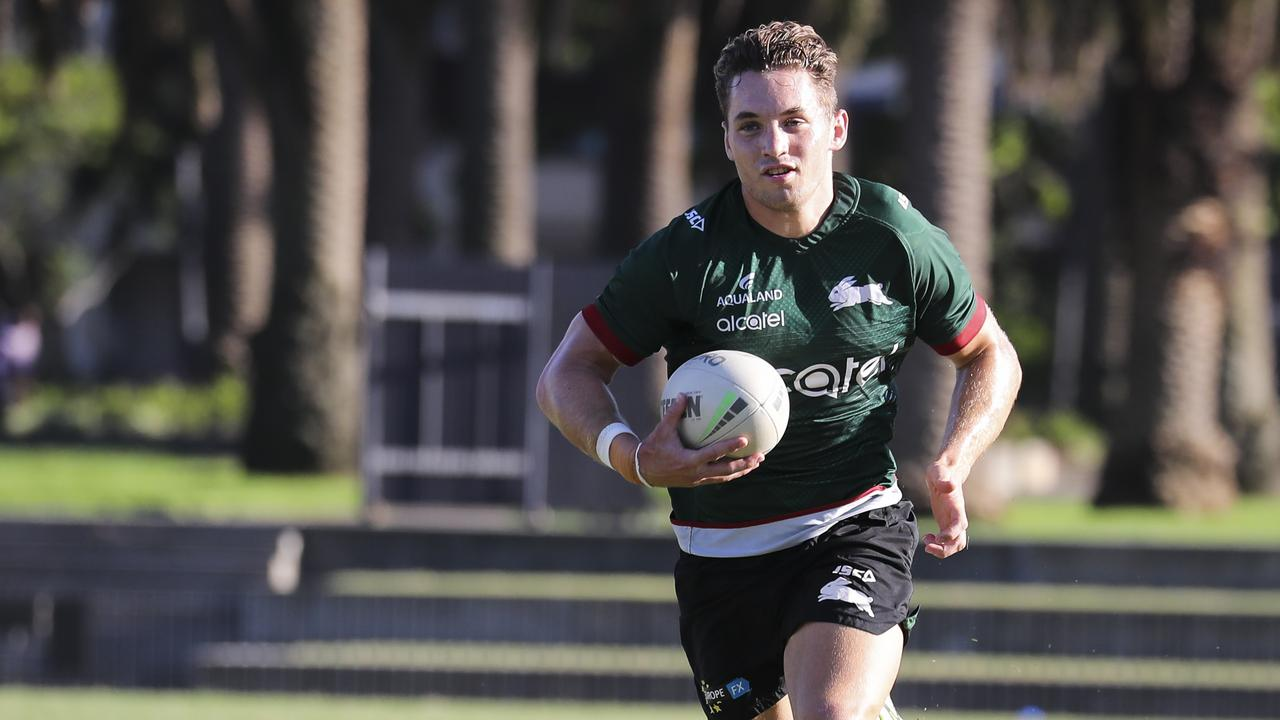 Will Murray's move back to the middle spark South Sydney given the new rules? Picture: Dylan Robinson