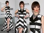 Model Coco Rocha attends amfAR's 21st Cinema Against AIDS Gala. Picture: Getty