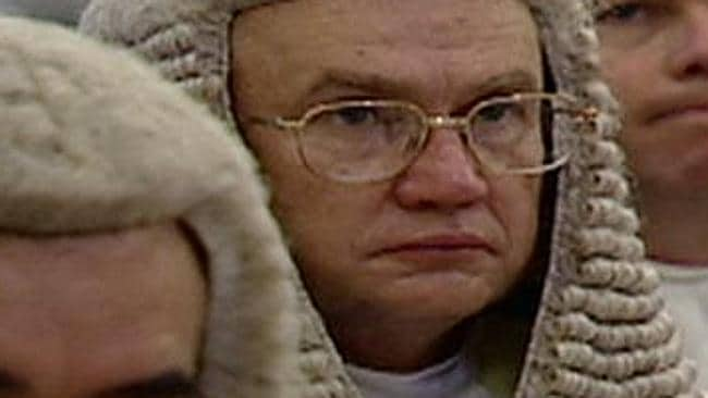Former NSW Supreme Court judge Roderick Howie, now an acting Justice in the Court of Appeal. Picture: News Limited.