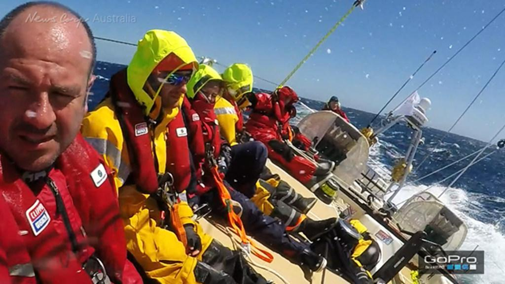 What it's really like to be on board a yacht in the Sydney to Hobart