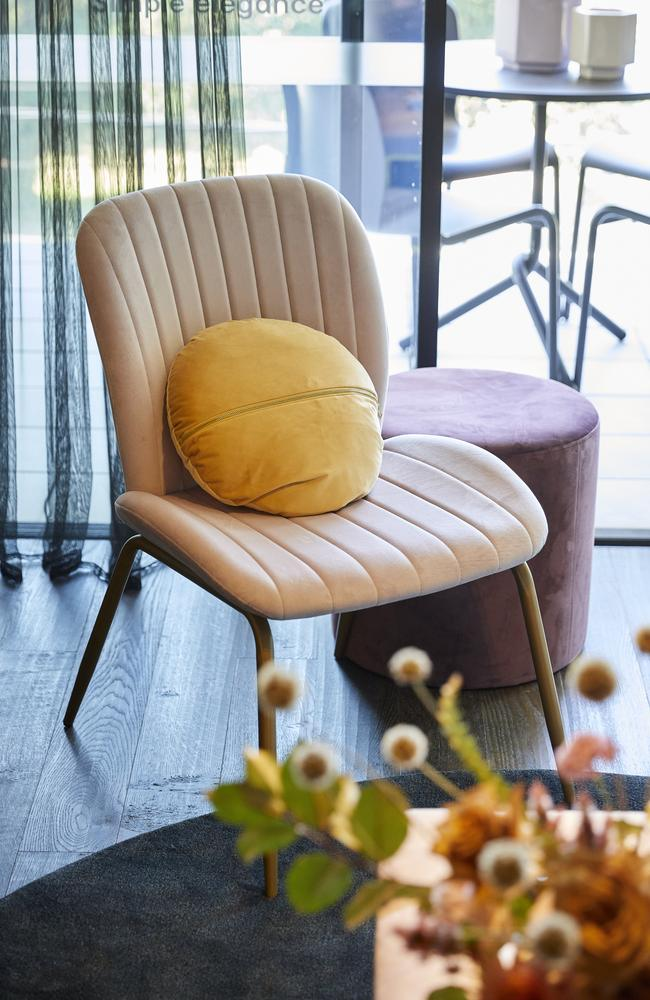 The velvet chair has caused people to actually lose their minds, selling out instantly online.