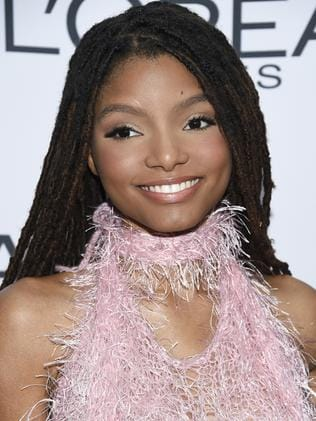 Halle Bailey. Picture: Evan Agostini/Invision