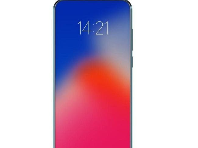 The Lenovo Z5's 95 per cent screen-to-body-ratio promises to be higher than the iPhone X and Samsung Galaxy S9.