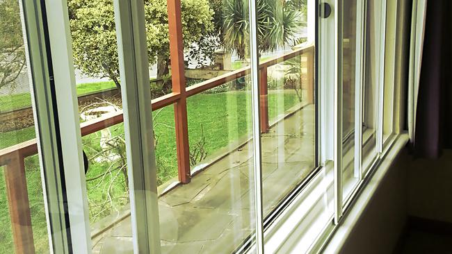 Make sure your sliding doors actually slide.