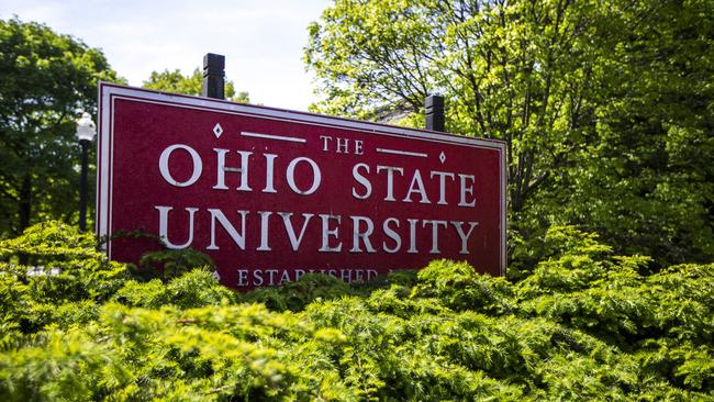Ohio State University says at least 177 men were sexually abused by the school's team doctor Richard Strauss. Picture: AP