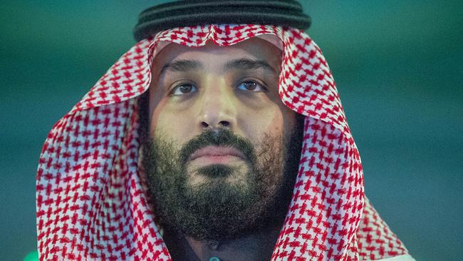 Saudi Arabia's crackdown on dissent intensified with the rise of Crown Prince Mohammed bin Salman. Picture: AFP