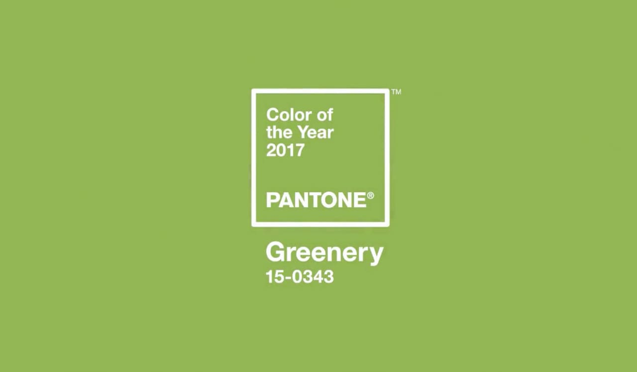 Extreem The 2017 Pantone colour of the year has been announced - Vogue #MY74