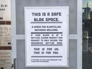 Australian apartheid