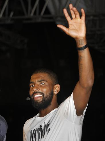 Will Kyrie Irving be waving goodbye to the Cavaliers this off-season?
