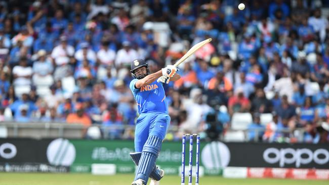 Rohit Sharma has been in consistently remarkable form throughout this World Cup.