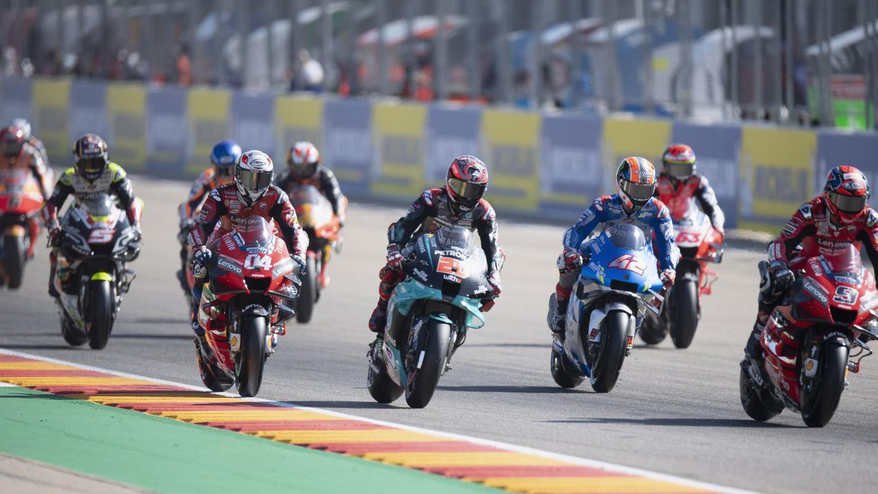 MotoGP, Covid-19, IRTA letter, Valentino Rossi
