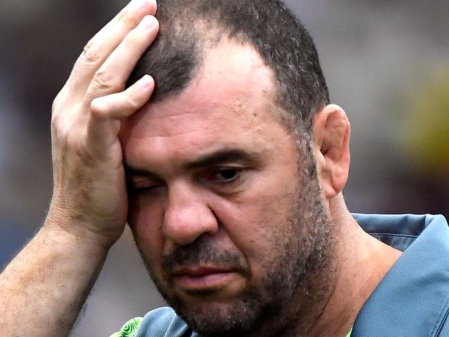 "Was Michael Cheika ""spoiled""?"