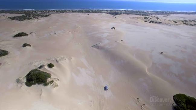 Discover Murray River: Salt Creek & Southern Coorong