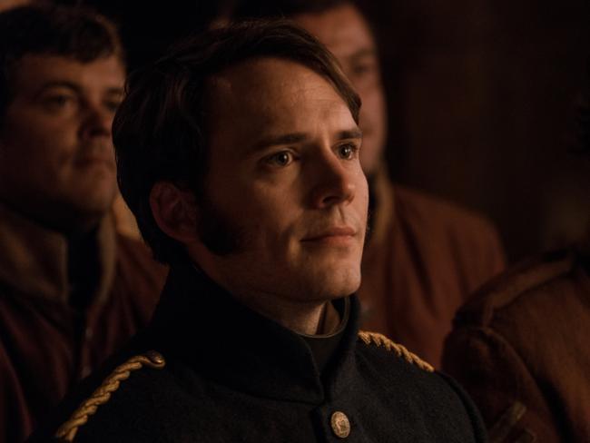 Sam Claflin in The Nightingale.